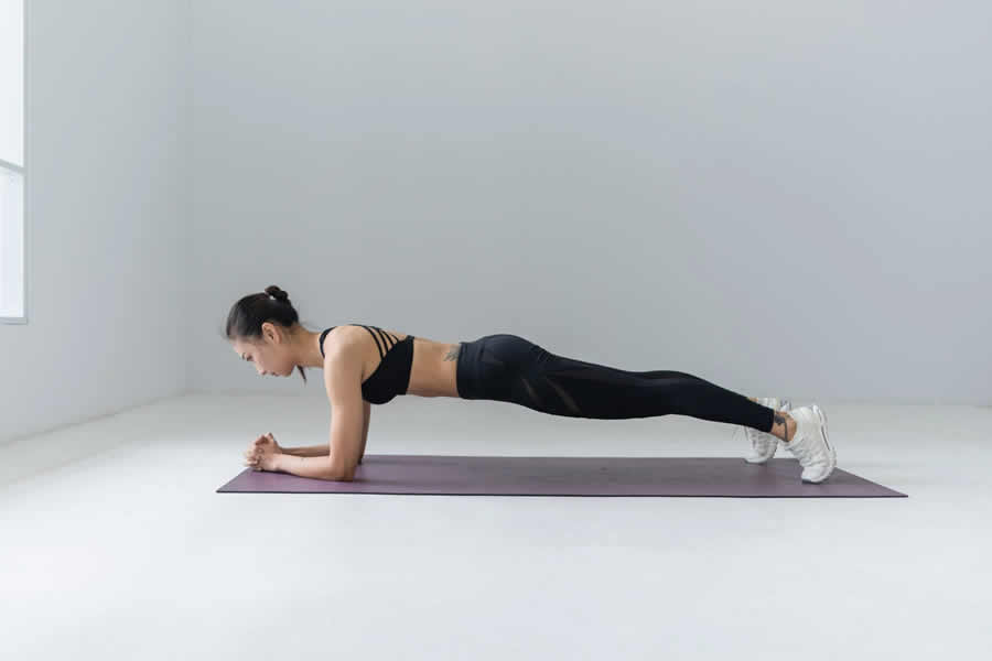 Exercises a health coach may recommend